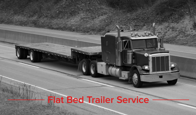 flatbed-trailer-bw-text